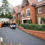 Woodlands Lodge - Sunning Hill bespoke heated driveway 14