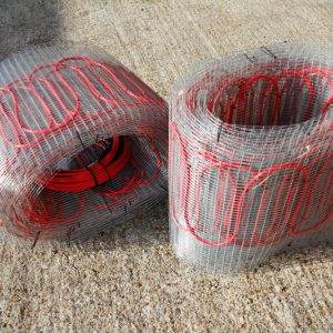 Driveway Heating mat 06