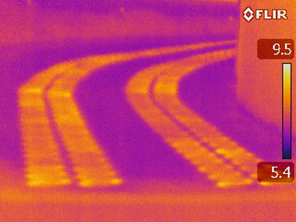 Heated Driveway Infrared on